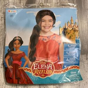 Disney Elena of Avalor Child Wig Halloween Costume